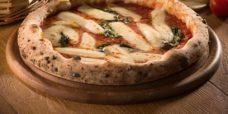 pizza Bufalina senza glutine 'A Pizza