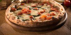 pizza primavera senza glutine 'A Pizza
