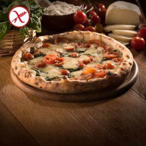 pizza primavera gluten free 'A Pizza