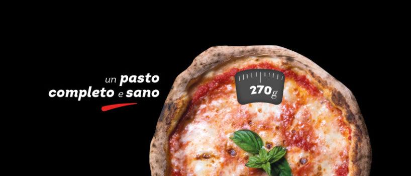 Valori nutrizionali della pizza napoletana