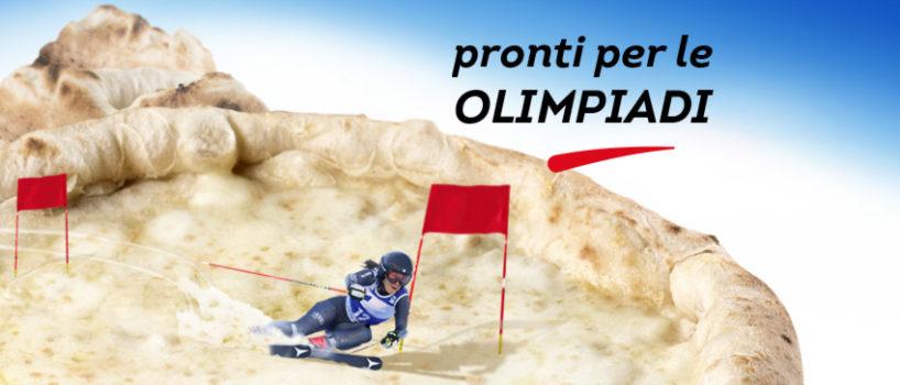 'a pizza olimpiadi invernali 2018