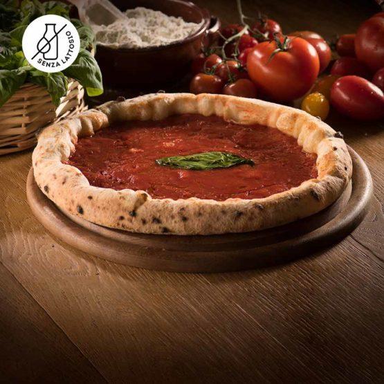 'A Pizza Olio e Pomodoro