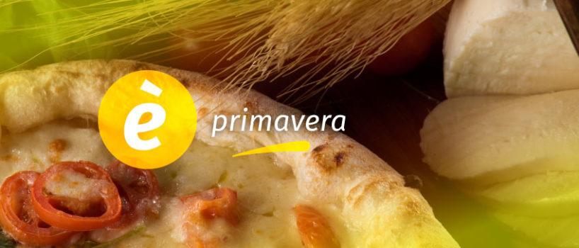 Scopriamo il gusto della Pizza Primavera 'A Pizza