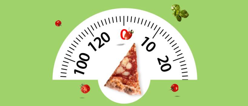 Dieta e pizza