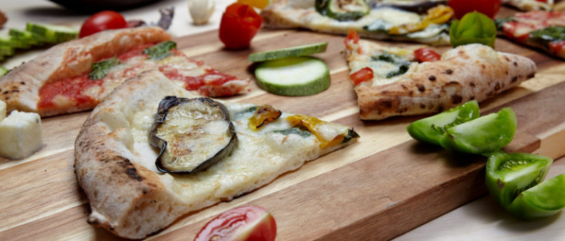 gusti pizza particolari