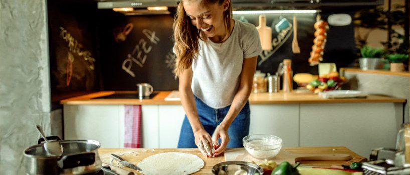 Impasti per la pizza in casa diversi dal solito